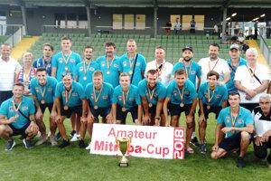 Hráči KFC Kalná nad Hronom si na medzinárodnom turnaji vybojovali tretie miesto.