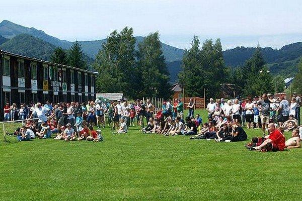 Ihrisko slúži obyvateľom, športovcom, hasičom a hostí aj kultúrno-spoločenské podujatia.