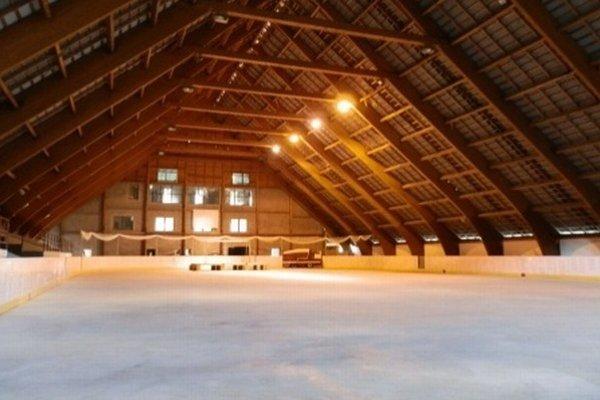 V Oravskej Lesnej sa môžu tešiť na ľad od novembra do marca.