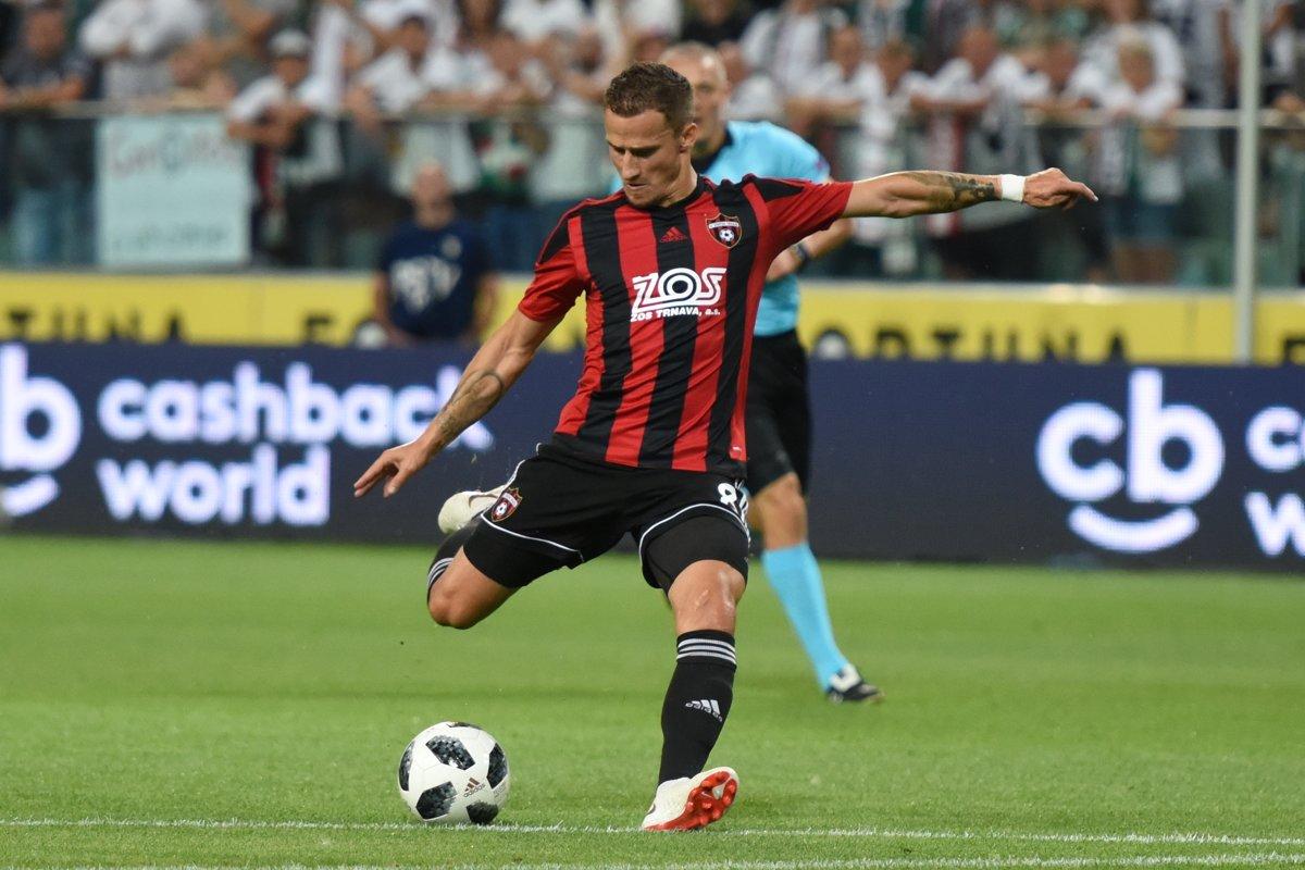 e82b89cae8 Legia Varšava   Trnava - Liga majstrov - ONLINE PRENOS - Šport SME