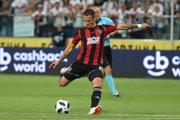 Erik Grendel z FC Spartak Trnava.