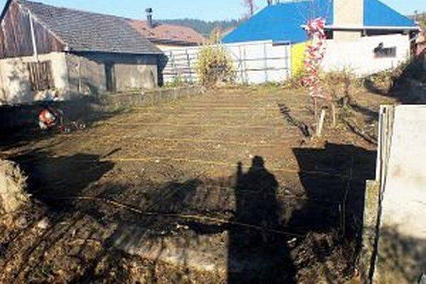 Plochu s náleziskom už preskúmali aj odborníci s georadarom.