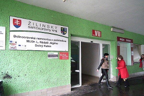 Dolnokubínska nemocnica napreduje aj vďaka štedrým obciam.
