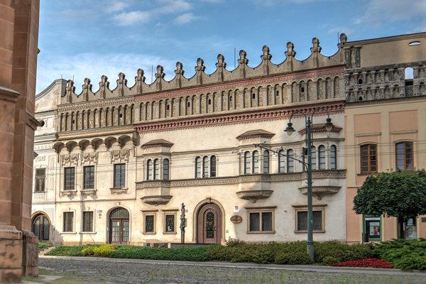 Krajské múzeum v Prešove.