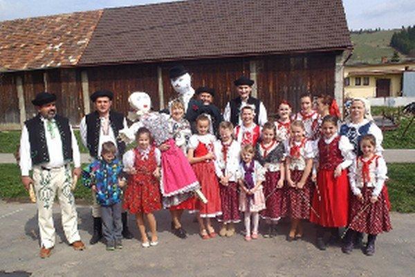 Rovienca hodila Morenu a Kyseľa do Oravy.