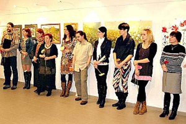 Umelci z regiónu prispievajú na podporu školy už desiatky rokov.