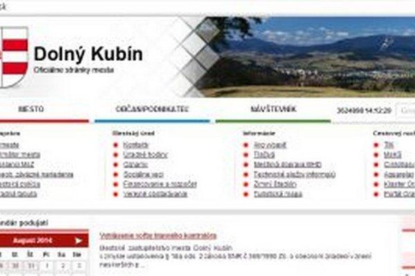 Stránku Dolného Kubína si zatiaľ pozrelo 3 624 098 návštevníkov.