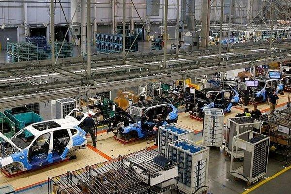 Takéto linky, vyrábajúce vozidlá BMW, napokon pri Košiciach nebudú.