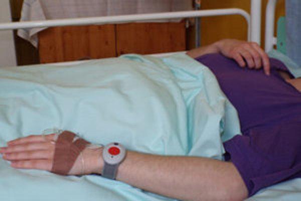 Horúce dni horšie prežívali aj hospitalizovaní pacienti v Kysuckej nemocnici.
