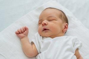 Adela Šajbanová (3070g, 50cm) sa narodila 22. júla Lenke a Miroslavovi z Dolnej Súče. Doma už majú 5-ročnú Olíviu.