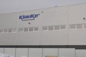 V novej hale spoločnosti Klauke Slovakia môže nájsť prácu až 430 zamestnancov.
