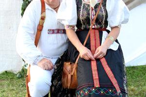 Marcela a Jozef Gajdošovci, Margecany