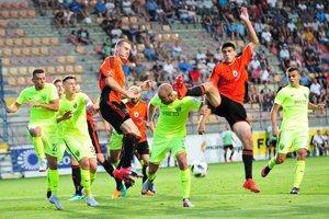 Ružomberok našiel vposledných dvoch zápasoch streleckú formu. Trenčínu dal štyri góly, teraz Žiline tri.