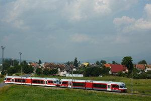 Vysoké Tatry vlaky TEŽ