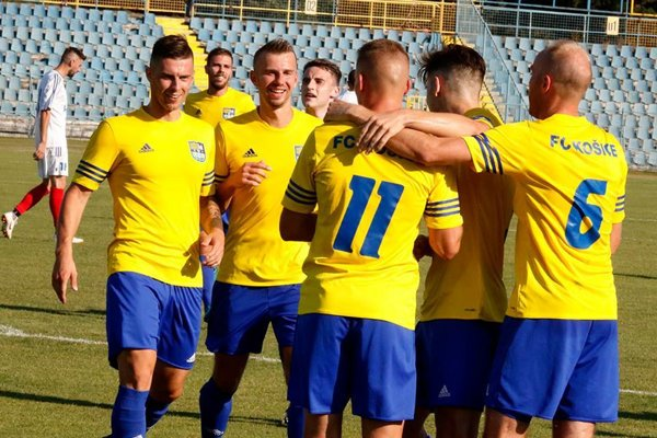Futbalisti FC Košice narazia v Slovnaft Cupe na mestského súpera - Sláviu TU Košice.