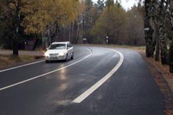 Jazda na Homôlku je už bezpečnejšia, do užívania bol odovzdaný 22-kilometrový zrekonštruovaný úsek.