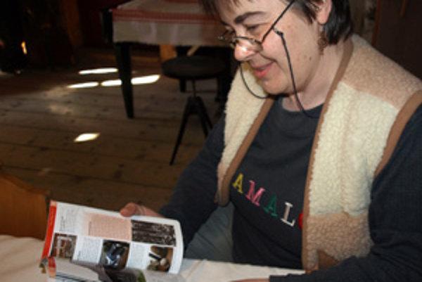 Koncepciu nového sprievodcu po múzeu pripravovala Marianna Janoštínová.