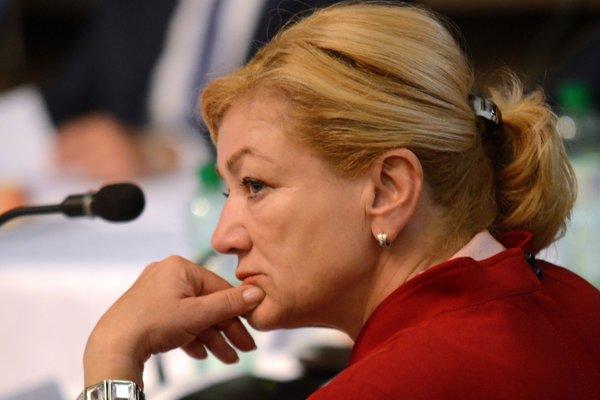 Ministerka Laššáková