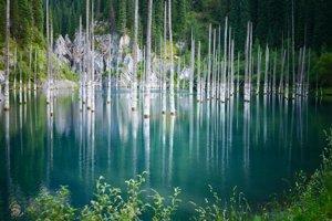 Jazero Caindy.