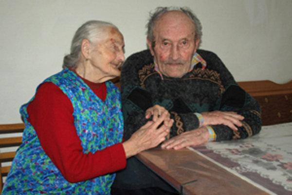 Mária a Matej Greštiakovci si život jeden bez druhého nevedia predstaviť.