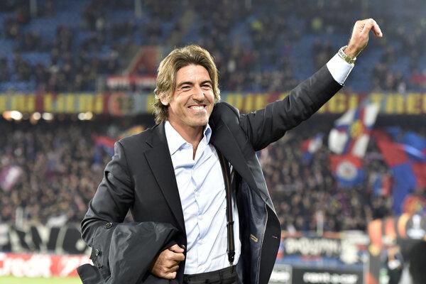 Ricardo Sá Pinto, nový tréner Legie Varšava.