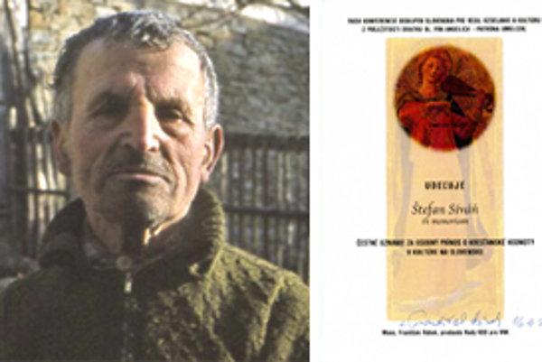 Štefan Siváň aj po smrti jednoduchosťou dobíja kultúrny svet.