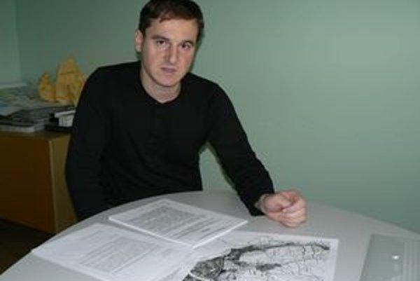 Iniciátor petície proti zelenému variantu Milan Balek tvrdí, že poslanci rozhodli v rozpore so záujmami väčšiny Dolnokubínčanov.