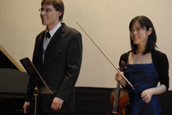Jozef a Kyoko tvoria nielen partnerský, ale aj profesionálny pár.