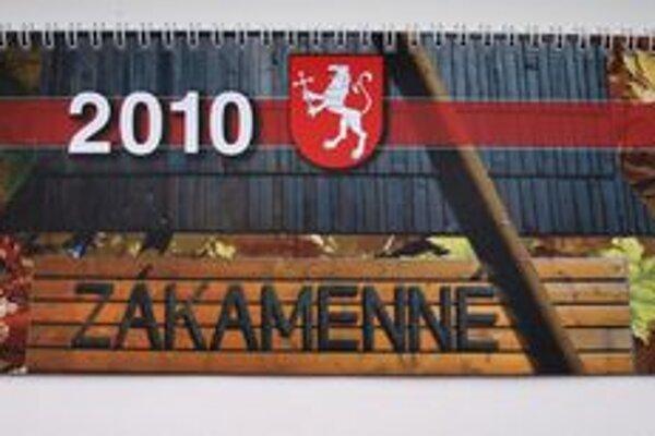 Prehľadný kalendár zožal u Zákamenčanov úspech.