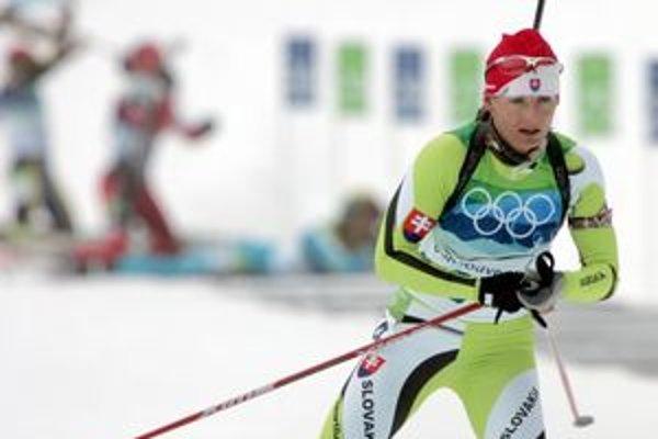 Dolnokubínčanke Martine Halinárovej sa včerajšia súťaž nevydarila.
