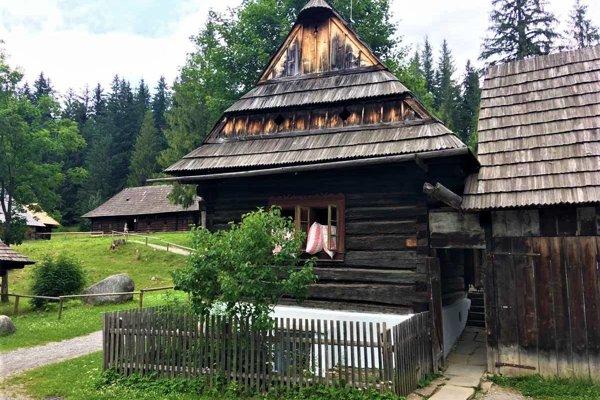 Múzeum Oravskej dediny.