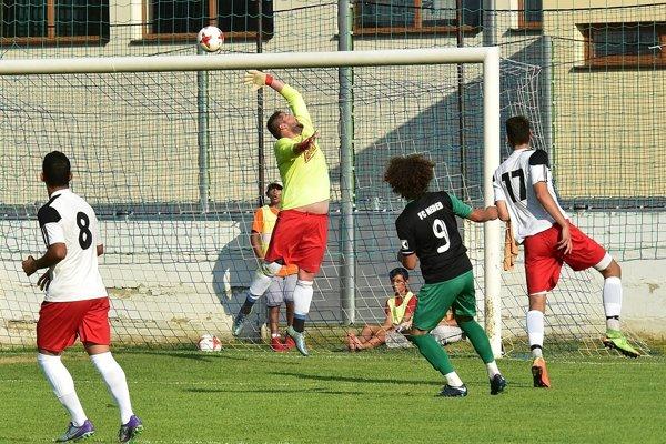 Topoľčany vonku prehrali 1:4, v bránke MFK však stál iný brankár, než ten, čo bol pôvodne na súpiske.