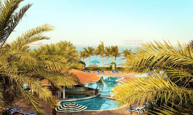 Smartline Ras al Khaimah Beach Resort 4*, RAK.