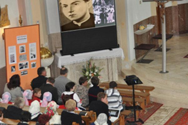Spomienková akadémia k výročiu rodáka v zubereckom kostole.