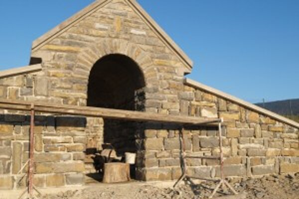 Kaplnku Panny Márie plánujú dokončiť na rok.