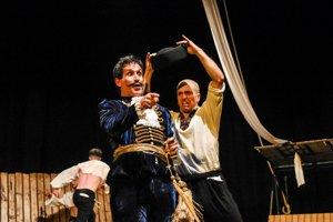 Už túto sobotu sa môžete tešiť aj na Cirkus Younak - v hlavnej úlohe Adrian Schvarzstein.