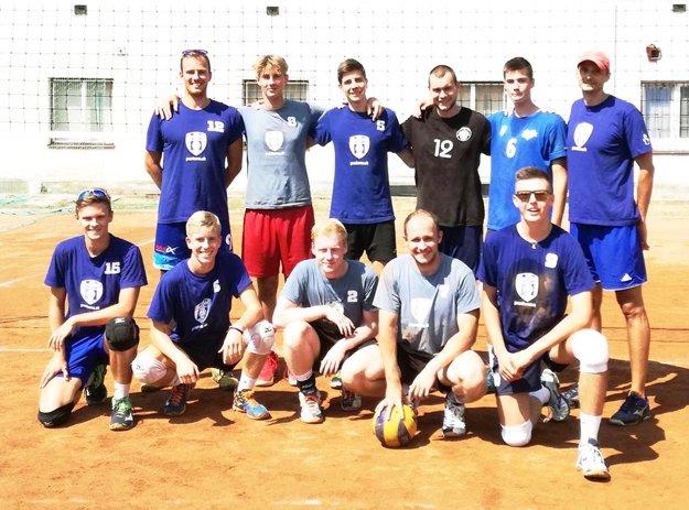 Rezervný (juniorský) tím VKP SPU Nitra hral v Bojkoviciach.