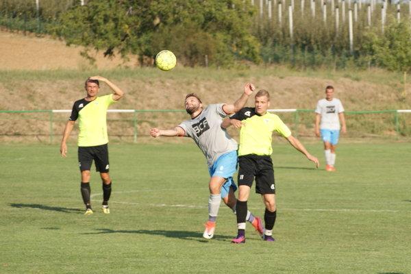 Jacovce v domácom zápase porazili Kovarce.