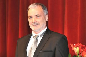 Vlani ocenenie získal aj Jozef Beňuška z martinského Gymnázia Viliama Paulinyho-Tótha.