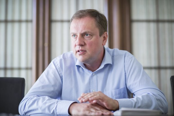 Bývalý starosta Starého mesta Radoslav Števčík.