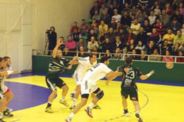 Topoľčany vonku vyhrali, utorok hostia reprezentáciu Slovenska do 20 rokov.