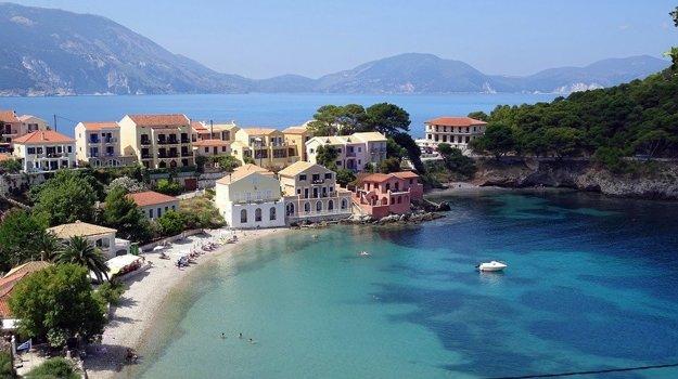 Assos je považovaná za najkrajšiu dedinu Kefalónie.
