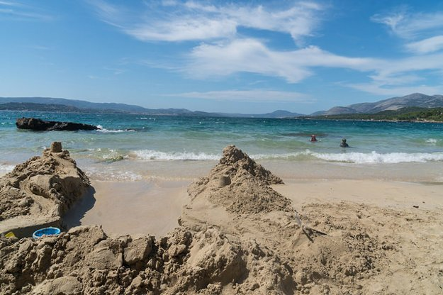 Pláže Kefalónie sú top lákadlom pre turistov.