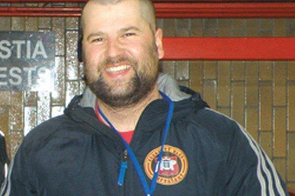 Pavol Takáč - tréner dorastencov.