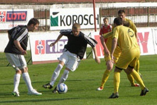 Topoľčany doma strelili až šesť gólov.