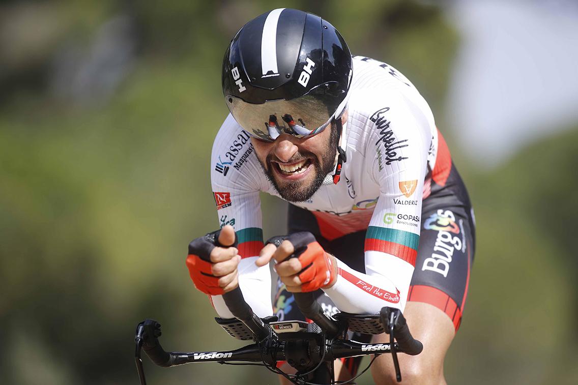José Mendes, cyklista, tím Burgos-BH