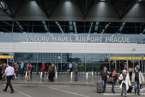 Pražské letisko