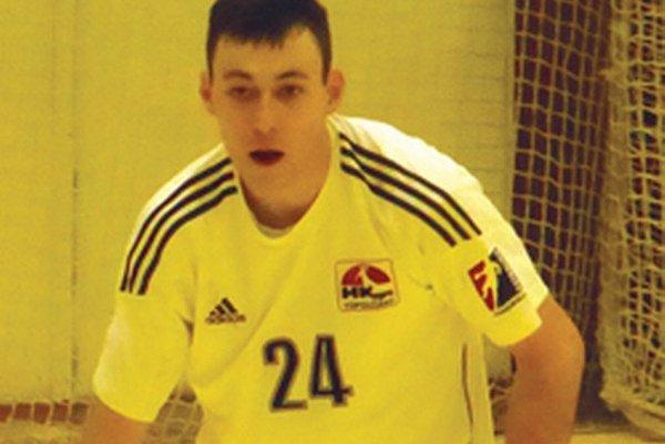 Branislav Cigáň strelil Šale 8 gólov.