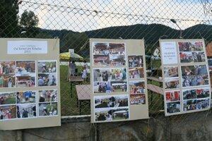 Výstava fotografií z predchádzajúcich ročníkov.