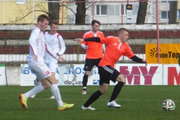 Topoľčany v minulom kole doma remizovali s Púchovom 0:0.